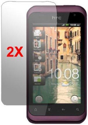 Screen Protector for HTC Rhyme, 2pack