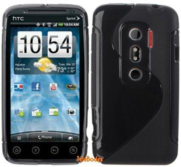 Flexi Shield Skin for HTC Evo 3D, *S-line*