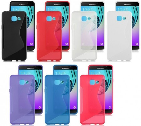 Flexi Shield Skin for Samsung Galaxy A3 (2016), *S~line*