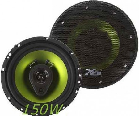 "Fence Audio RST-6536,3-veis, 6,5""-150W, 2 stk."