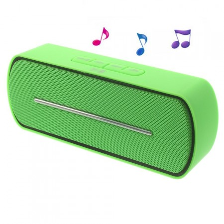 Mini Bluetooth™ Music Speaker y-8, Green
