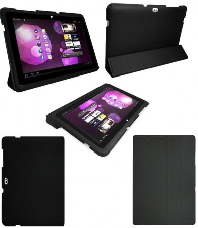 Smart Booklet Case for Samsung Galaxy Tab 10.1 (P7500/P7510)
