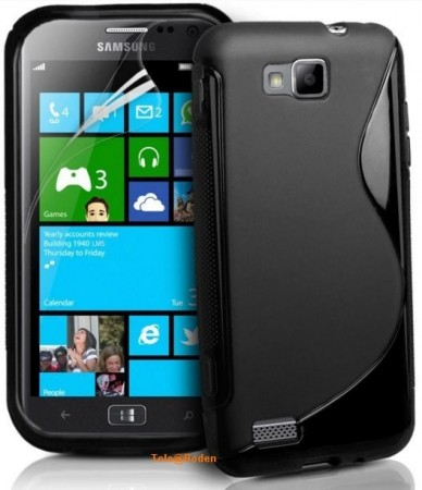 Flexi Shield Skin for Samsung Ativ S, *Sline*