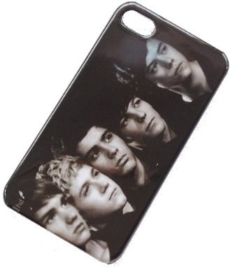 Hard Back Case for Apple iPhone 4/4S, *OneDirection*, #1
