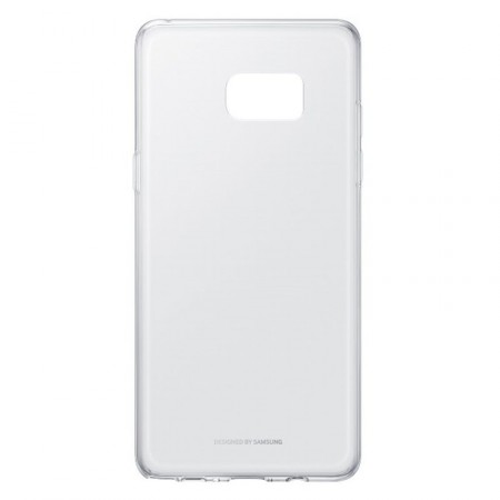 Original back cover for Samsung Galaxy Note 7, Clear