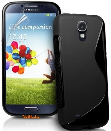 Flexi Shield Skin for Samsung Galaxy S4/S4+, *S~line*