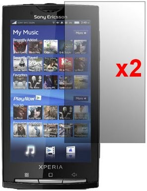 Screen Protector Sony Eric. Xperia™ X10, 2pack