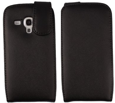 Doormoon Vertical Leather Flip Case for Samsung Galaxy S III mini