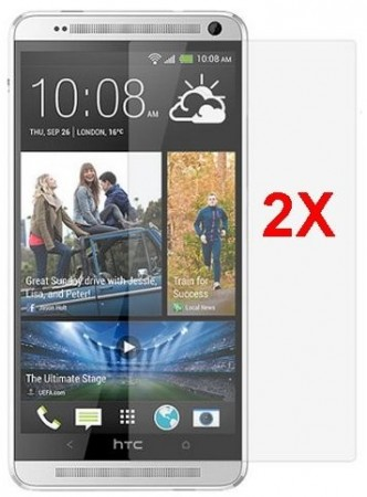 Screen Protector for HTC One Max (T6), 2pack