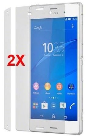 Screen Protector for Sony Xperia™ Z3+ (E6563), 2pack