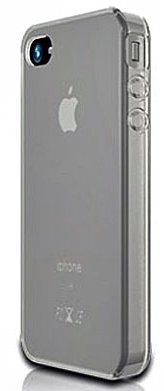 Flexi Shield Skin for Apple iPhone 4, *Transparent*
