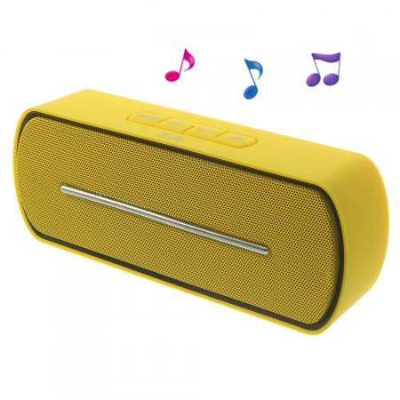 Mini Bluetooth™ Music Speaker y-8, Yellow