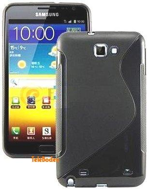 Flexi Shield Skin Samsung Galaxy Note, *S-line*
