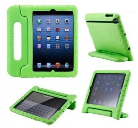 "Anti Shock Protection Case, Apple iPad Pro 9.7"", Green"