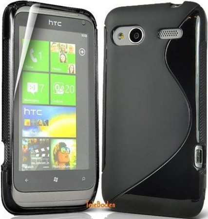 Flexi Shield Skin for HTC Radar, *S-line*