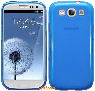 Flexi Shield Skin Samsung Galaxy S III, *Clear Glossy*