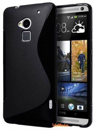 Flexi Shield Skin for HTC One Max (T6), *S-line*