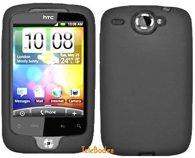 Silicon Skin Case for HTC Wildfire, *Matt*