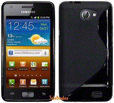 Flexi Shield Skin for Samsung Galaxy R, *S-line*