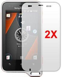 Screen Protector Sony Eric. Xperia™ Active, 2pack