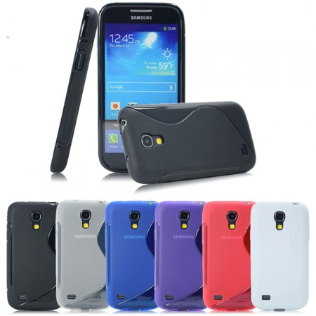 Flexi Shield Skin for Samsung Galaxy S4 mini, *S~line*