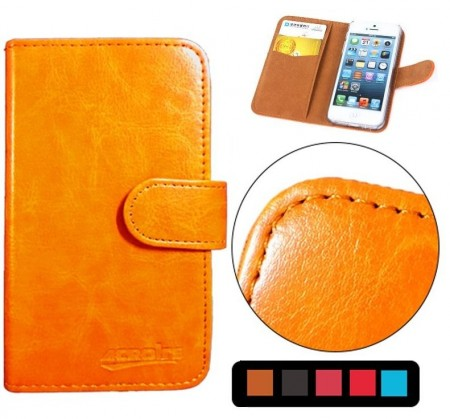 Acrolrs Booklet Leather Flip Case for Apple iPhone 6 (4,7¨)