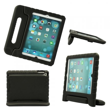 Anti Shock Protection Case for Apple iPad Air,¨Carry¨, Black