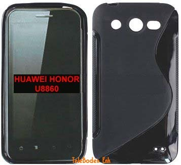 Flexi Shield Skin  Huawei Honor (U8860), *S-line*