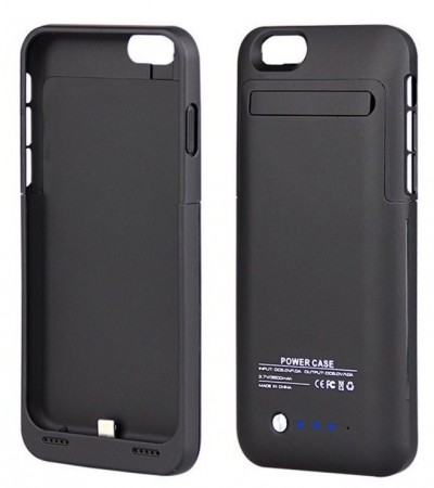 BatteryCover for Apple iPhone 6/6S-3500mAh Li-Ion