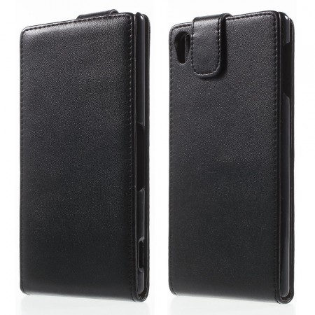 Flip PU Leather Case for Sony Xperia™ Z3+ (E6553),Black
