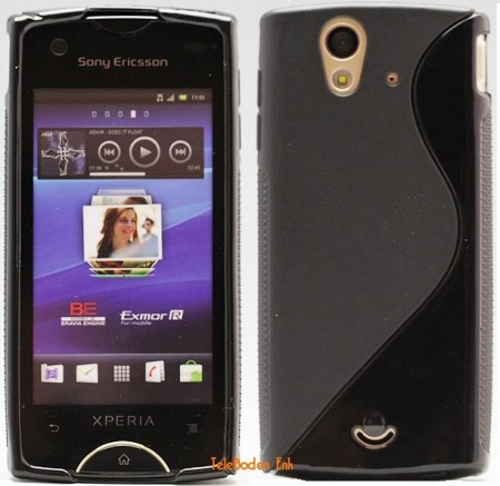 Flexi Shield Skin Sony Eric. Xperia™ Ray, *S-line