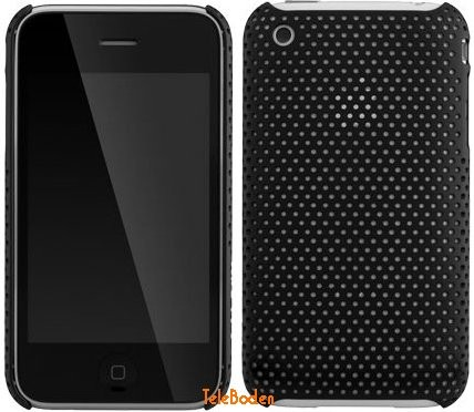 Hard Back Case for Apple iPhone 3G/S, *Air Mesh*