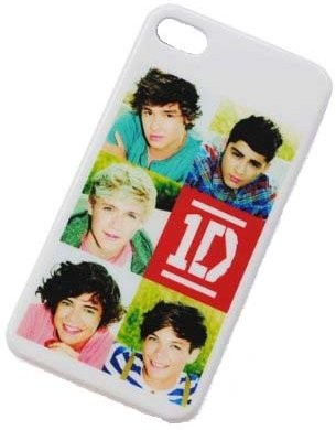 Hard Back Case for Apple iPhone 4/4S, *OneDirection*, #4