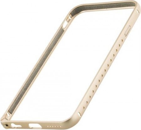 STREETS aluminium bumper for Apple iPhone 6, Gold
