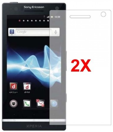 Screen Protector for Sony Xperia™ S (LT26i), 2pack