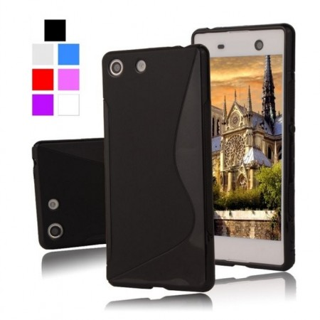 Flexi Shield Skin for Sony Xperia™ M5 (E5603), *S~line*