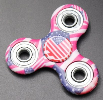 Fidget Spinner ¨US Flag¨