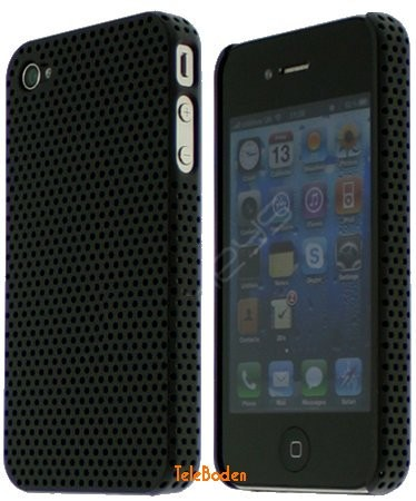 Hard Back Case for Apple iPhone 4, *Air Mesh*