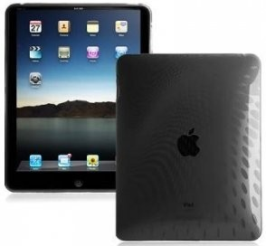 Crystal Hard Case for Apple iPad 1, *Transparent*
