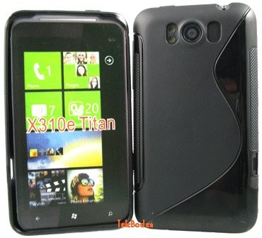 Flexi Shield Skin for HTC Titan, *S-line*
