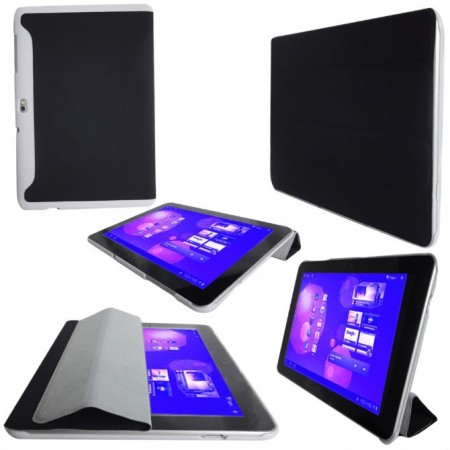 Hard Back Booklet Case for Samsung Galaxy Tab 8.9, (P7300/P7310)