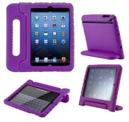 "Anti Shock Protection Case, Apple iPad Pro 12.9"", Purple"