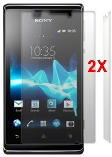 Screen Protector for Sony Xperia™ E Dual, 2pack