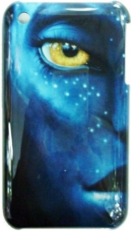 Hard Back Case for Apple iPhone 3G/S, *Avatar*