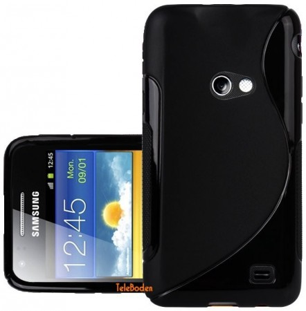 Flexi Shield Skin Samsung Galaxy Beam, *S-line*