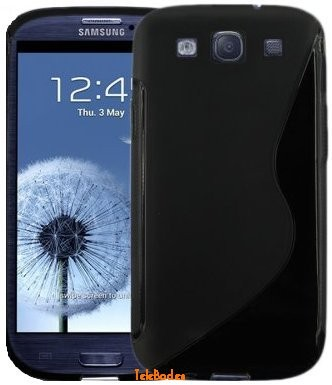 Flexi Shield Skin Samsung Galaxy S III, *S-line*