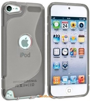 Flexi Shield Skin for Apple iPod Touch 5, *O-S-line*, Clear