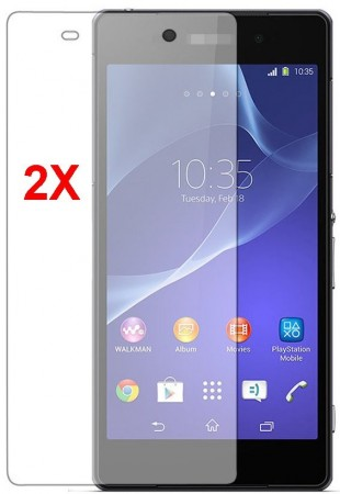 Screen Protector for Sony Xperia™ Z2, 2pack